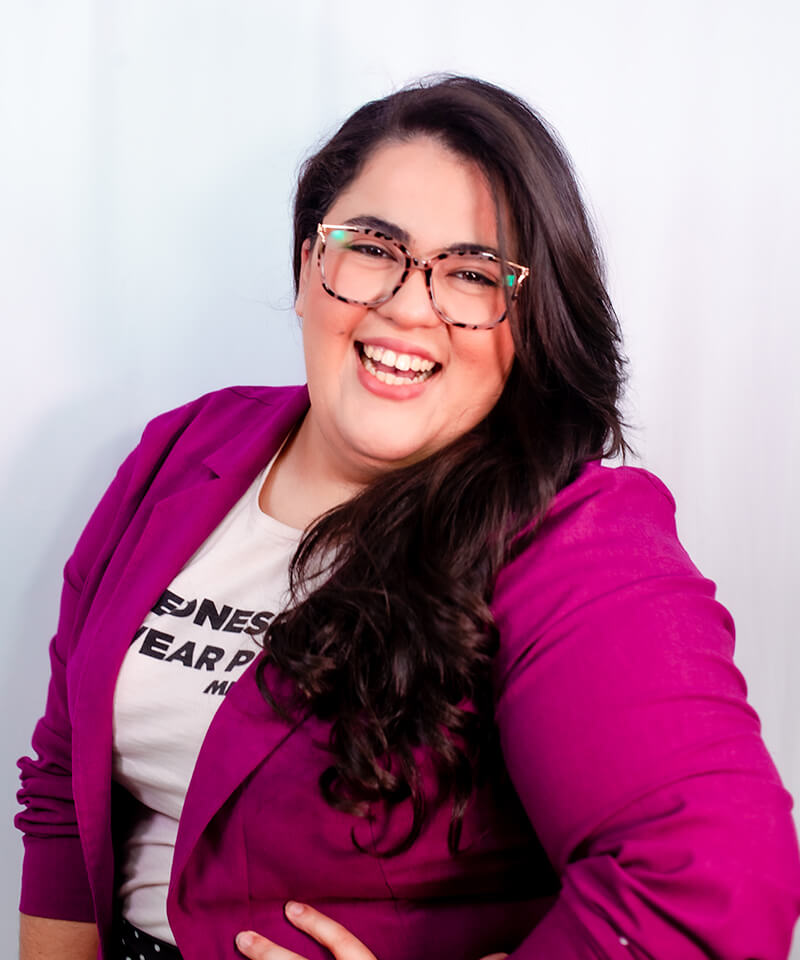 Luana Nicoletti – Jornalista e Produtora